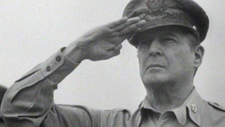 account of the life and career of general douglas macarthur Of this man's career in his powerful new history, douglas  essential american life douglas macarthur  account of america's greatest general.