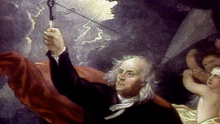 a look at the life and contributions of benjamin franklin On this day in 1752, benjamin franklin flies a kite during a thunderstorm and collects a charge in a leyden jar when the kite is struck by lightning, enabling him to.