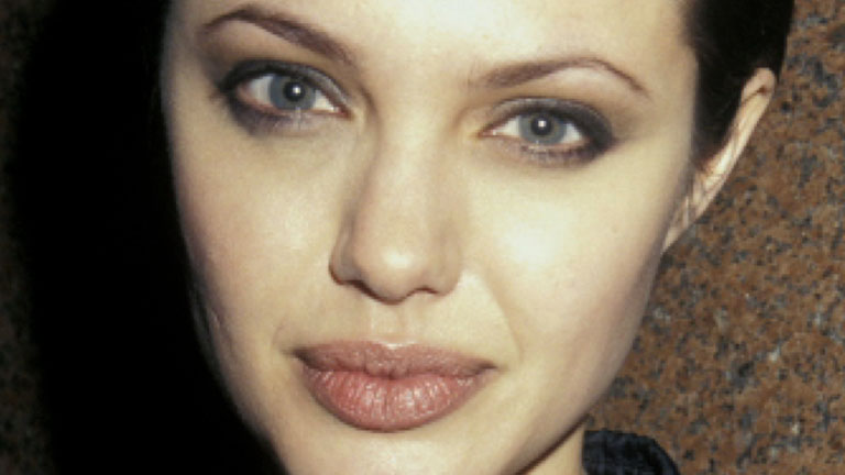 Angelina Jolie - Mini Angelina Jolie