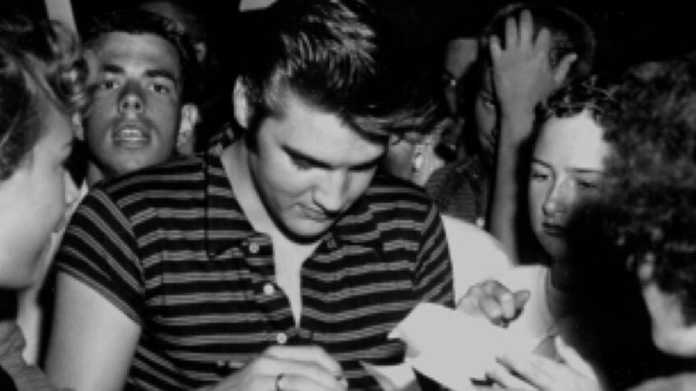 Gallery For > Elvis...