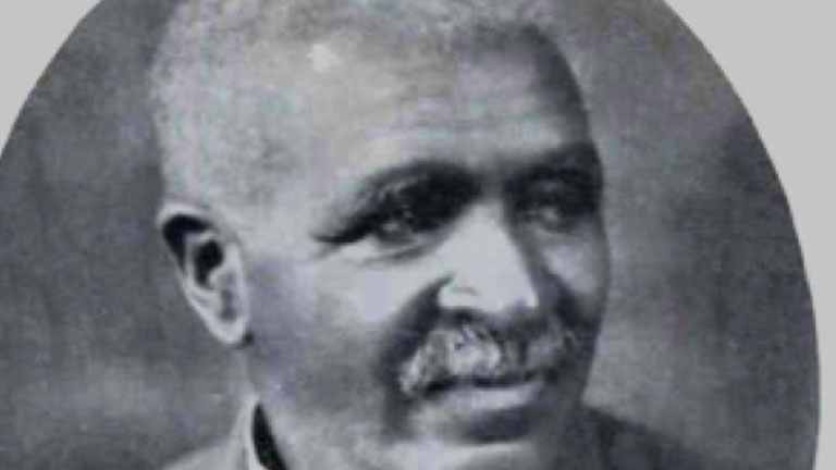 george washington carver the man who Get this from a library george washington carver : the man who overcame [lawrence elliott] -- a biography of the afro-american scientist whose agricultural research revolutionized the economy of the south.