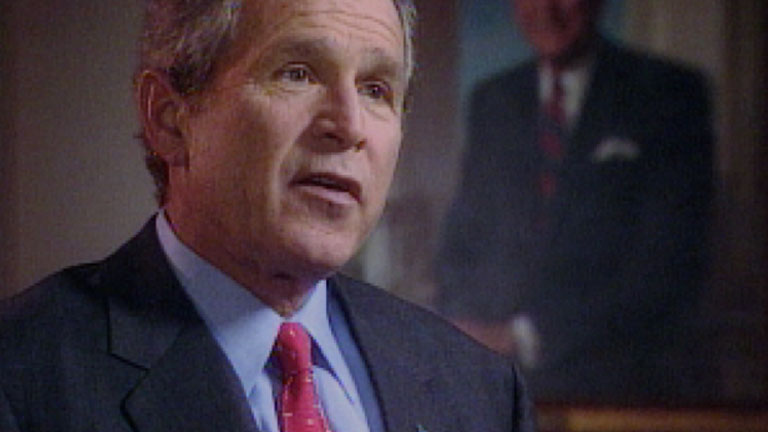 george w bush essay -3-formative years george w bush was born on july 6, 1946, in new haven, connecticut, where his war hero father was a yale undergraduate2 in contrast to george h w bush, whose claim to be a.