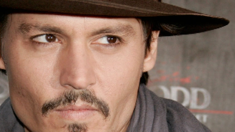 Johnny Depp - Mini Bio...