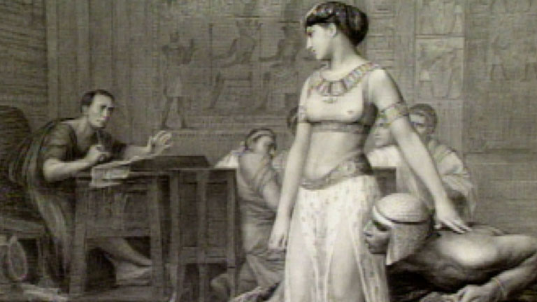 a biography and life work of cleopatra an egyptian queen About cleopatra, queen of egypt last of the ptolemy dynasty of egyptian rulers cleopatra biography.