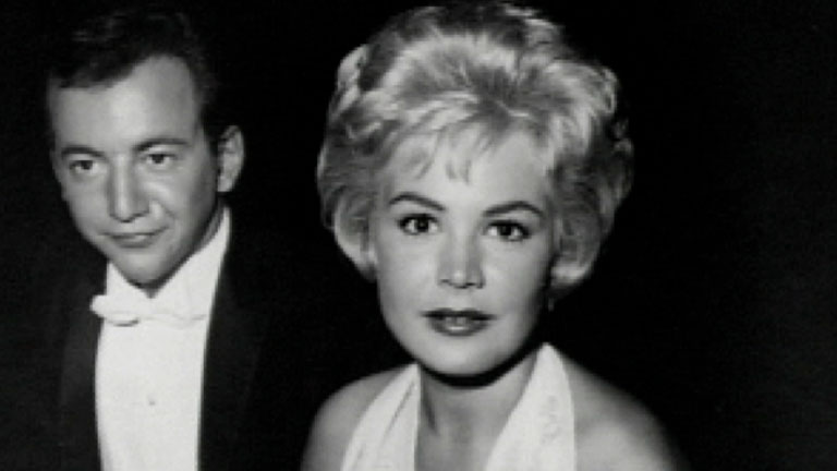 Sandra Dee and bobby darin