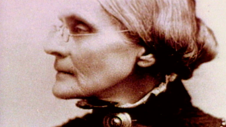 an essay on susan b anthony