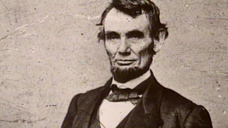 How long did Abraham Lincoln serve in the Civil War?