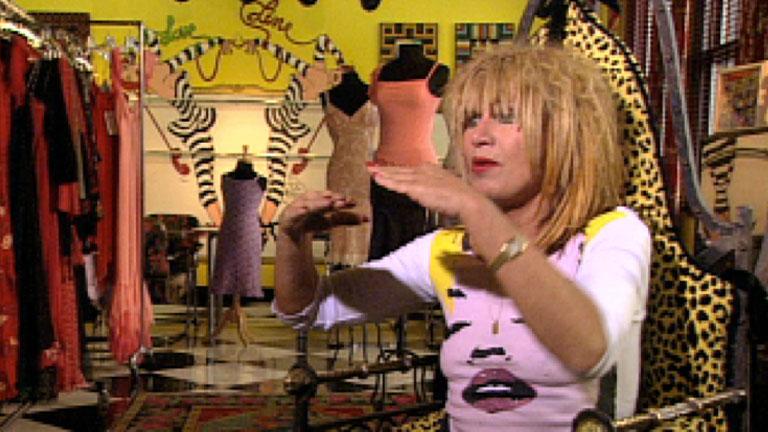 Betsey Johnson Fashion Designer Biography Induced Info
