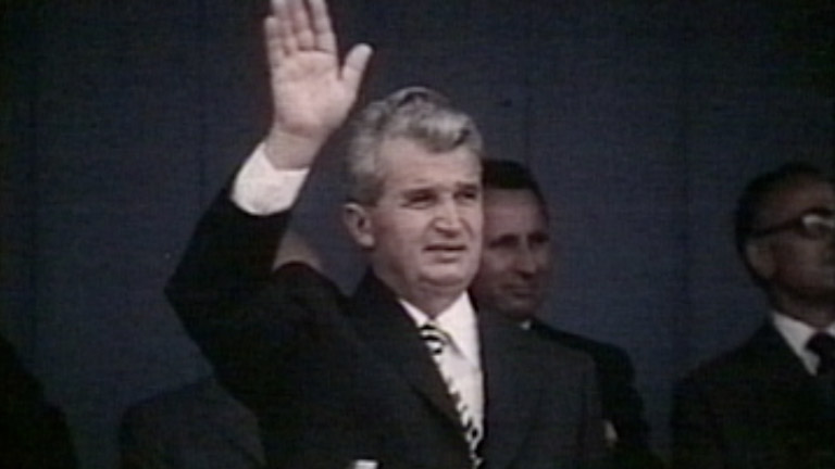 nicolae ceausescu a short biography Nicolae ceausescu was born third of ten children to a peasant family in a rural  community and, at age eleven, was working in the factories of bucharest.