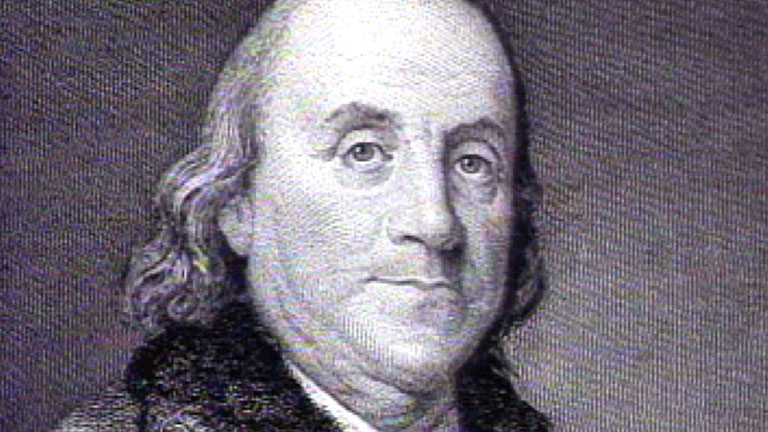 The early life of benjamin franklin
