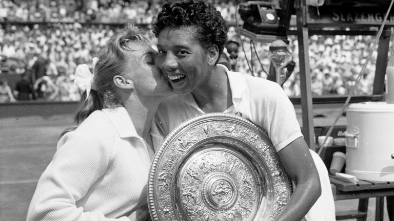 Arthur Ashe Biography