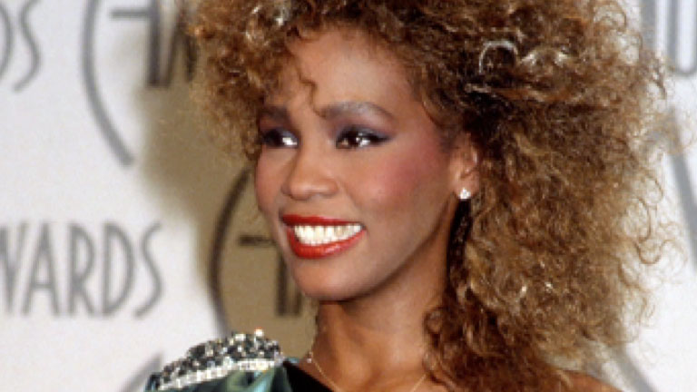 Whitney Houston age