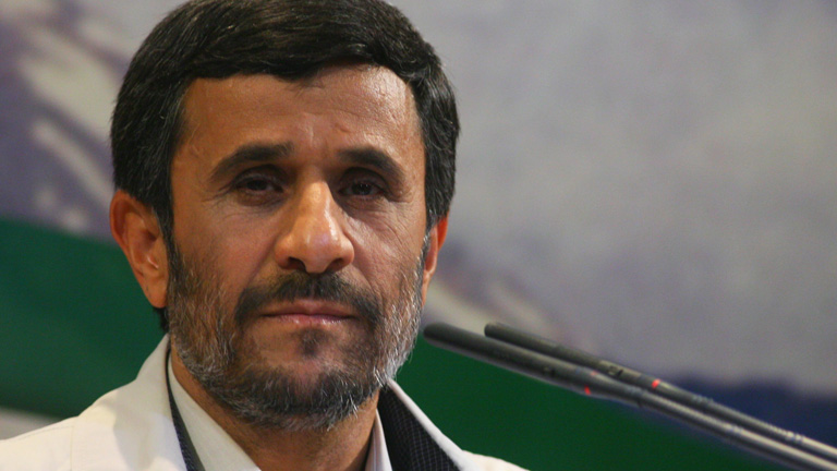 Mahmoud Ahmadinejad - Mini Biography - 1000509261001_1632712462001_BIO-Biography-Mahmoud-Ahmadinejad-SF