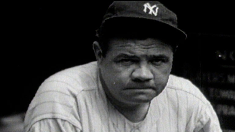 <b>Babe Ruth</b> - Full Biography - 1000509261001_1717040158001_Bio-Biography-Babe-Ruth-LF