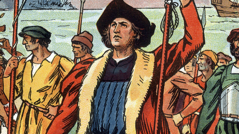 Image result for christopher columbus