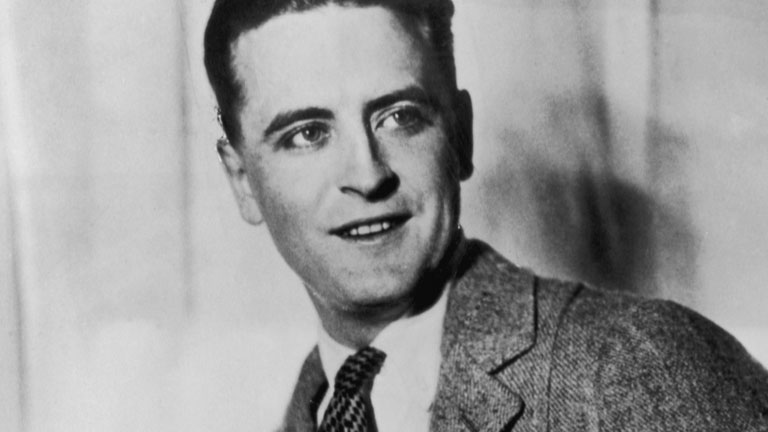 F  Scott Fitzgerald - Mini  F Scott Fitzgerald Young