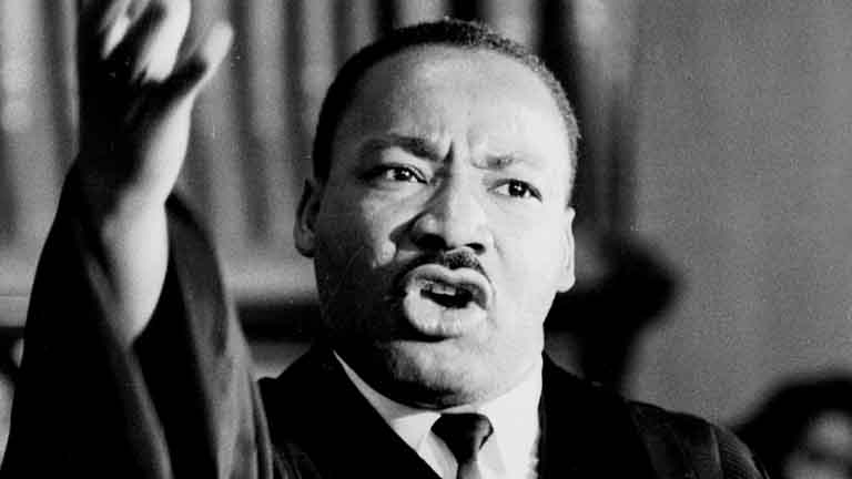 short essay on martin luther king jr