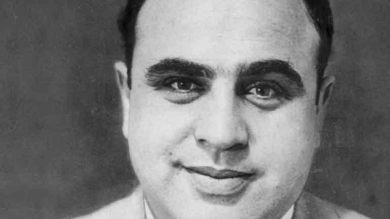 Al White Al Capone Sentenced