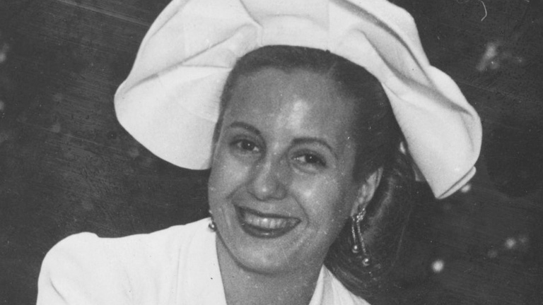the life of eva peron and her accomplishments Organized for the recovery, historical investigation, and diffusion of the life and works of maria eva duarte de peron and her relevant contemporaries.
