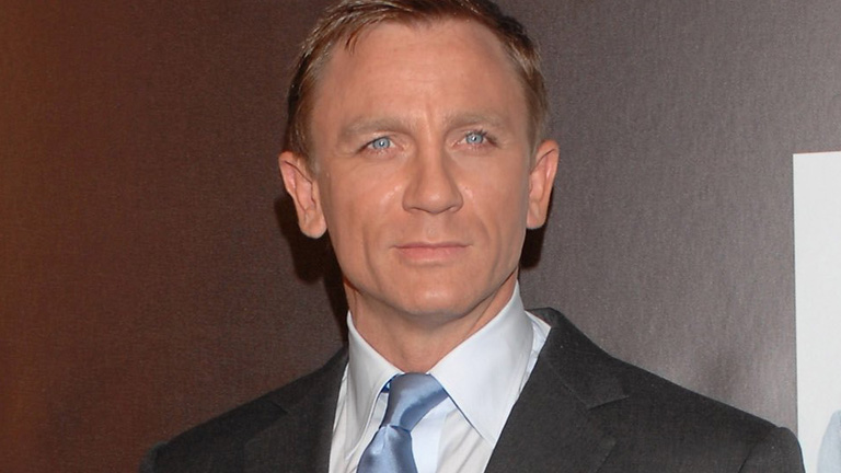 Daniel Craig Daughter Daniel Craig Becoming Bond