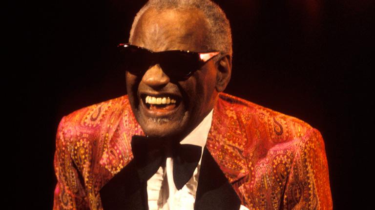 Ray charles,billy preston,погнали,видео,video,слепой гений,танец