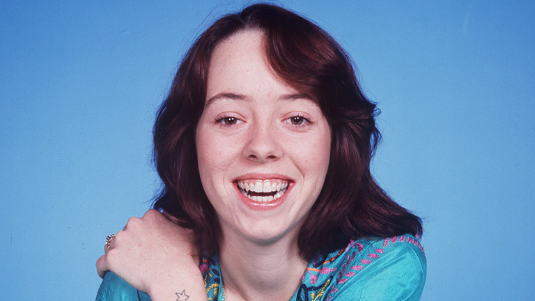 Mackenzie Phillips on the tonight show