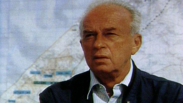 Yitzhak Rabin accomplishments