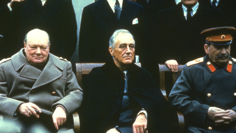 Yalta conference date in Sydney