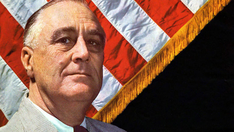 biography of franklin delano roosevelt essay Free essay: foreshadowing how fdr would be in his presidency while tough times hit at every angle during his life he followed after his distant cousin.