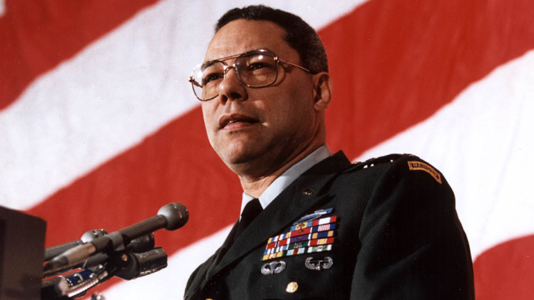 Colin Powell apush