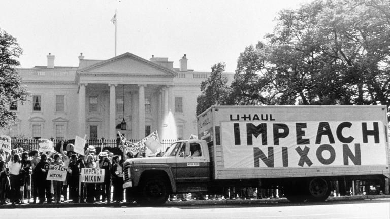 Impeachment Of Nixon Nixon - The Impeachment