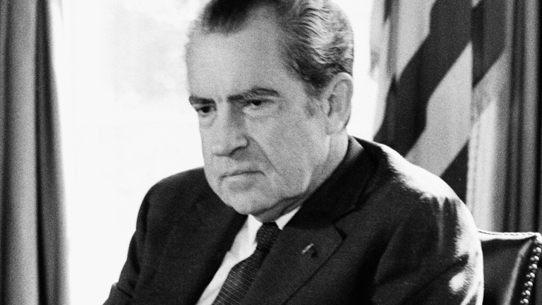 the controversial life of richard nixon Richard nixon, on tape again peter carlson april 02 but this time the impressionist is richard milhous nixon himself on 38 hours of videotape, america's most controversial politician talks about himself and reveals yet another new nixon.