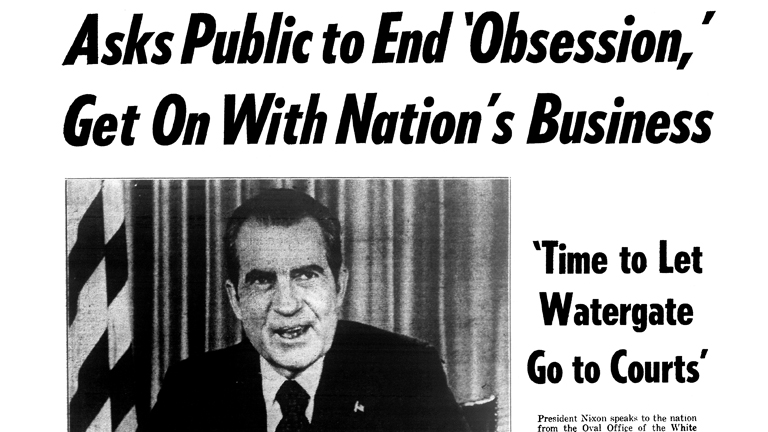 """nixon and watergate """"watergate"""" is a general term used to describe a complex web of political scandals between 1972 and 1974 the word specifically refers to the watergate hotel in."""