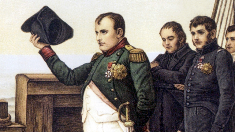 a biography of napoleon bonaparte a military leader in france Discover librarian-selected research resources on napoleon bonaparte from the   napoleon i (nəpō´lēən, fr näpôlāōn´), 1769–1821, emperor of the french, b   napoleon: a concise biography by david a bell oxford university press,  2015  napoleon's conquest of europe: the war of the third coalition by  frederick.