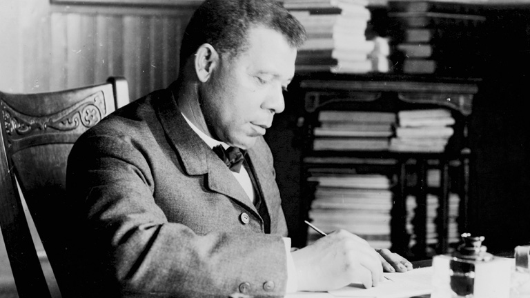 Image result for booker t washington biography