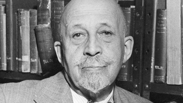 An introduction to the life and studies of w e b du bois
