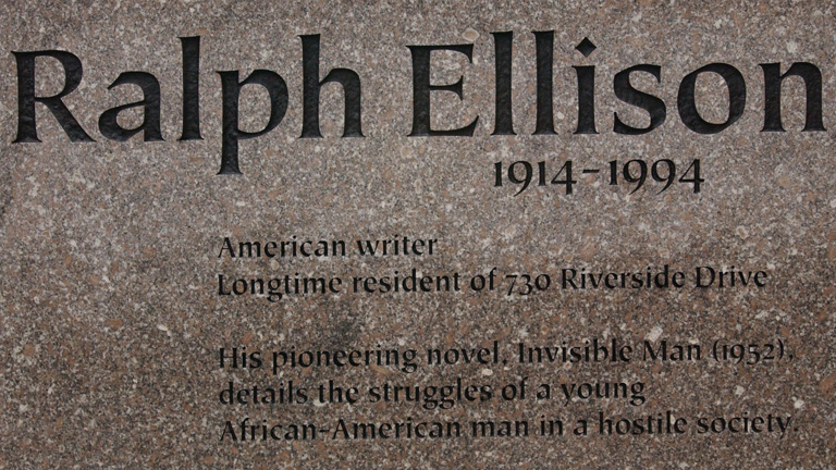 "an analysis of the story invisible man by ralph ellison Sees invisible man as ""a crucial text for contemporary black fictionists"" in each of the novel's major phases, the college, the move to harlem, and the brotherhood, ellison carefully undermines all fixed, cause-and-effect versions of history callahan, john f ""the historical frequencies of ralph waldo ellison"" in chant of."