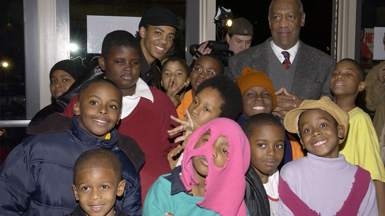 "Bill Cosby Real Life Children Bill cosby - ""fat albert"""
