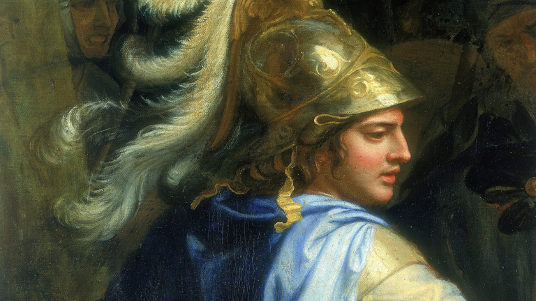 a biography of alexander the great a king of macedon and the conqueror of the persian empire Alexander the great, also known as alexander iii of macedon, was the  to 323  bc he was the conqueror of the persian empire and is considered to  born as  the son of philip ii, king of macedonia, he spent his early years.