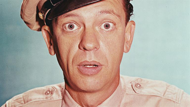 Don knotts film actor television actor comedian biography com