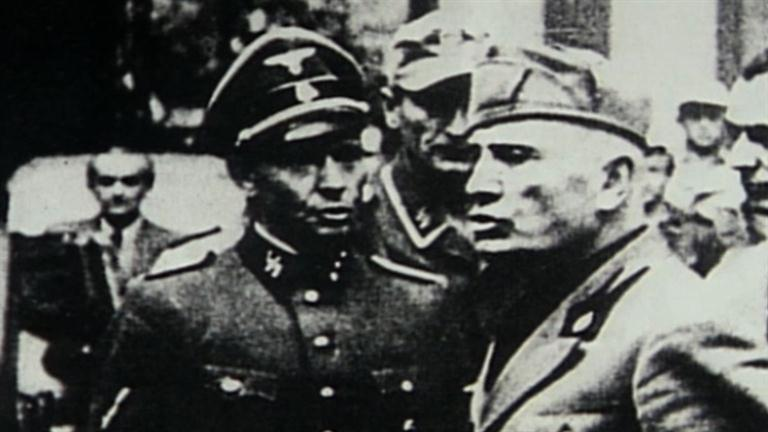 an introduction to the life of benito mussolini Benito mussolini was an italian dictator before and during world war ii he was captured but then rescued from prison he was eventually killed by the allied powers.