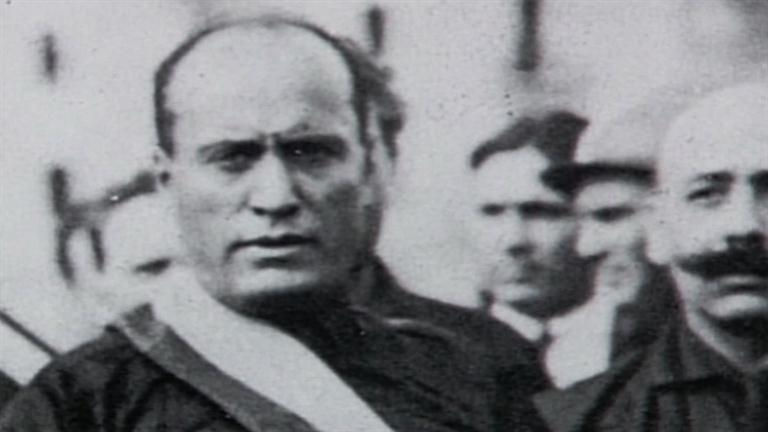 A biography of the life and times of benito mussolini