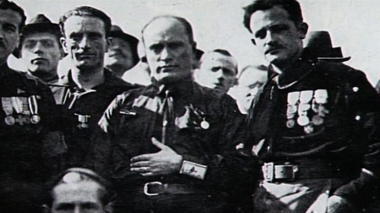 mussolinis rise to power The rise of italian fascism kathryn roberts examines how far mussolini's rise to power can be attributed to the failures of successive liberal governments.