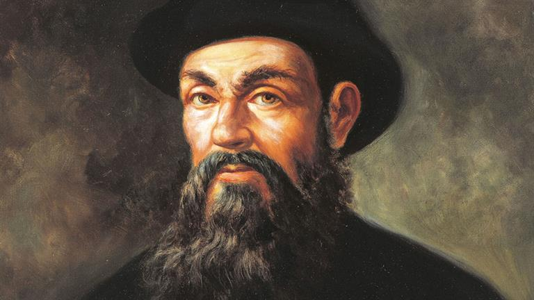 the life and voyage of ferdinand magellan Ferdinand magellan was a portuguese explorer who  leaving only three to make the voyage magellan involved himself in  timeline of the life of ferdinand magellan.