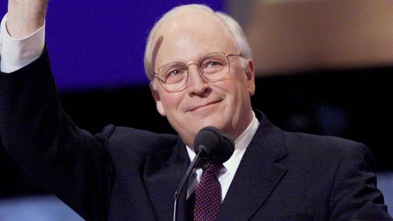 LINDAAAA dick cheney woman Drop like
