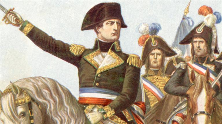 a biography of the life and military career of napoleon Youth and family life  napoleon bonaparte was born the 15th of august, 1769  on corsica, just three months after the island had been defeated by the french   his ambitions soared far beyond a military career, but in french society power.