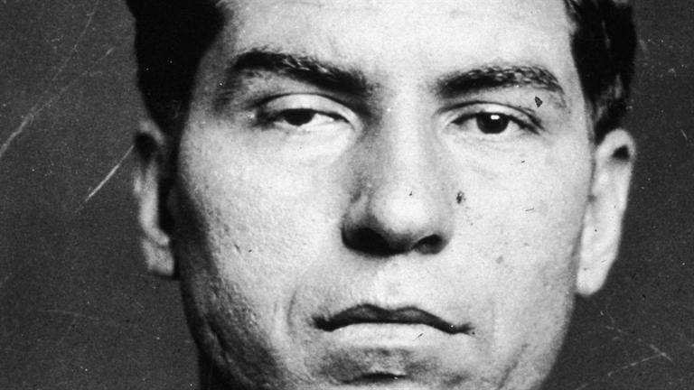 A biography of popular gangster al capone