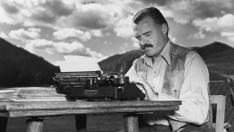 I need help writing a research paper over Hemingway. Where do I even start?
