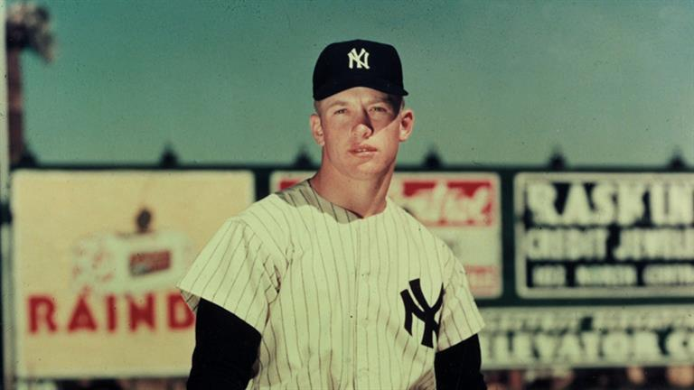 mickey mantle autobiography While alex rodriguez has brought pitch-tipping back into baseball's vocabulary, the best-known instance goes back to 1968 during mickey mantle's final season.