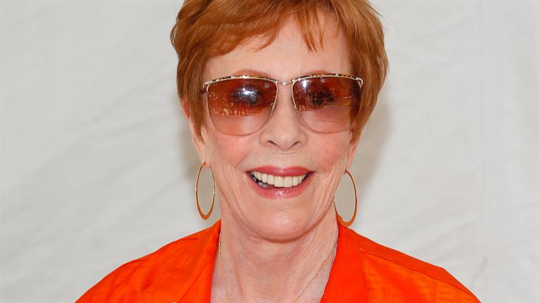 Carol Burnett new book